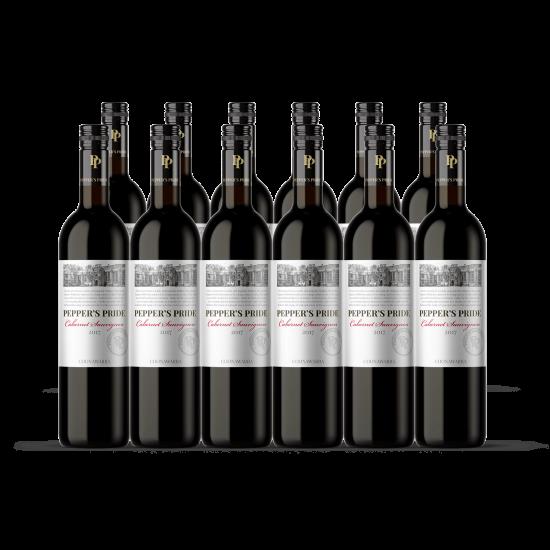 2017 Peppers Pride Coonawarra Cabernet Sauvignon (12 Bottles)